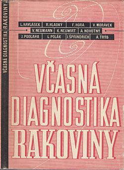 Včasná diagnostika rakoviny obálka knihy