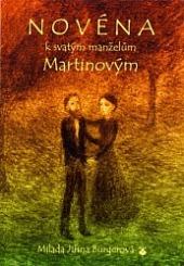 Novéna k svatým manželům Martinovým obálka knihy