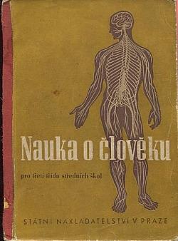 Nauka o člověku obálka knihy