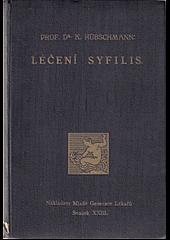 Léčení syfilis obálka knihy