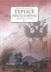 Teplice Teplitz-Schönau No 2. obálka knihy