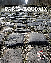 Paříž-Roubaix obálka knihy