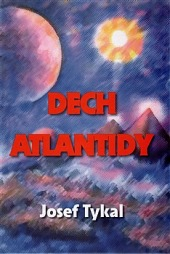 Dech Atlantidy obálka knihy
