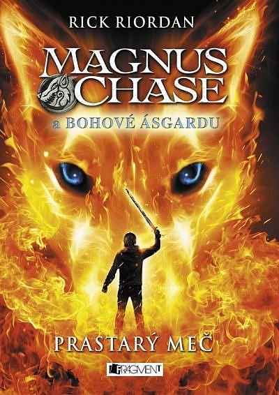 Výsledek obrázku pro magnus chase a bohové asgardu prastarý meč