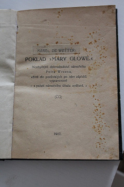 Poklad Mary Glowe
