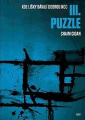 Puzzle obálka knihy