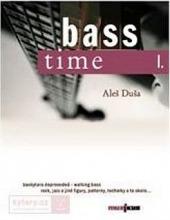 Bass Time I. obálka knihy