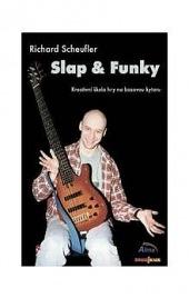 Slap & funky - kreativní škola hry na basovou kytaru obálka knihy