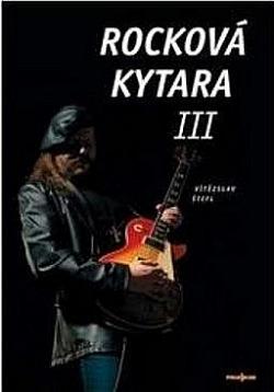 Rocková kytara III obálka knihy