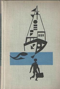 Päť rokov za oceánom obálka knihy
