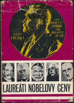 Laureáti Nobelovy ceny obálka knihy