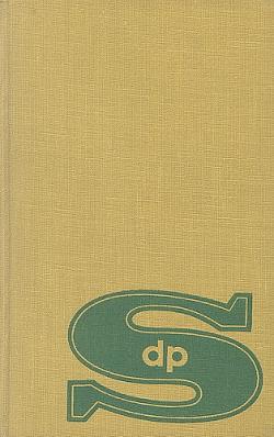 Rozloučení s jihem obálka knihy