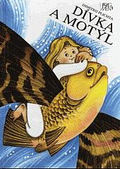 Dívka a motýl obálka knihy
