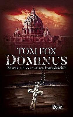 Dominus obálka knihy