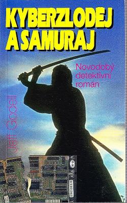 Kyberzloděj a samuraj obálka knihy