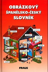 Obrázkový španělsko-český slovník obálka knihy