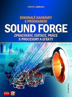 Sound Forge obálka knihy