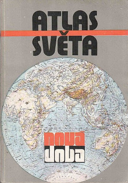 Atlas světa - Nová doba obálka knihy