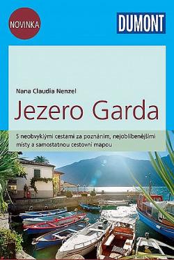 Jezero Garda obálka knihy