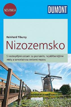 Nizozemsko obálka knihy
