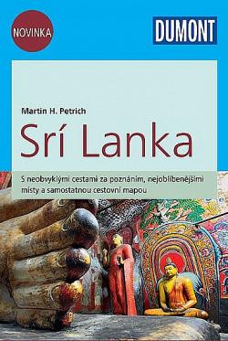 Srí Lanka obálka knihy