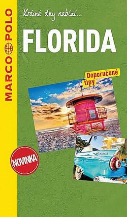 Florida - průvodce na spirále s mapou MD obálka knihy