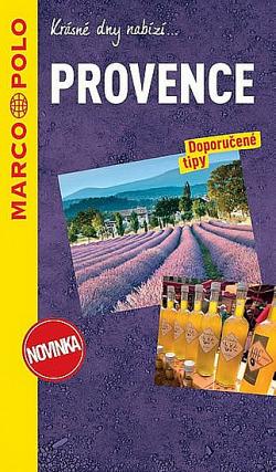 Provence obálka knihy