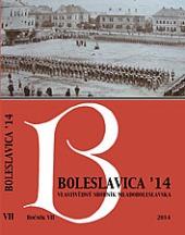 Boleslavica 14 obálka knihy