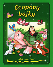 Ezopovy bajky obálka knihy