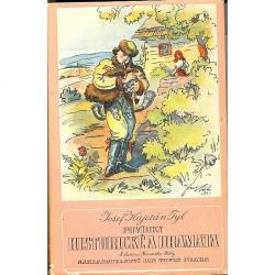 Povídky historické a dramata obálka knihy
