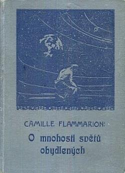 O mnohosti světů obydlených obálka knihy