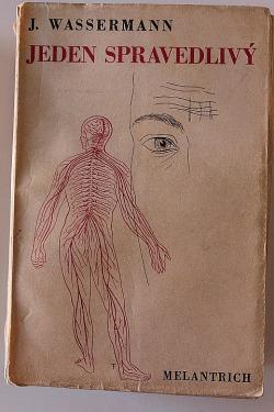 Jeden Spravedlivý - část druhá obálka knihy