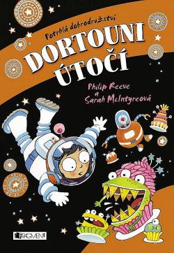 Dortouni útočí obálka knihy