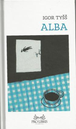 Alba obálka knihy
