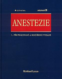 Anestezie obálka knihy