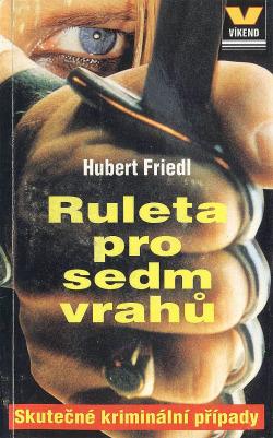Ruleta pro sedm vrahů obálka knihy