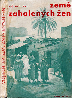 Země zahalených žen obálka knihy