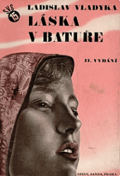 Láska v Batuře obálka knihy