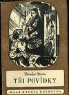 Tři povídky obálka knihy