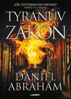 Tyranův zákon obálka knihy