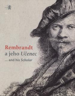 Rembrandt a jeho učenec obálka knihy
