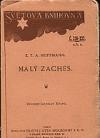 Malý Zaches zvaný Cinobr obálka knihy