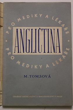 Angličtina pro mediky a lékaře obálka knihy