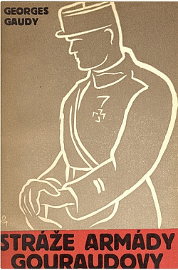 Stráže armády Gouraudovy obálka knihy