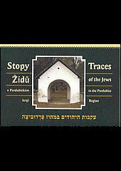 Stopy Židů v Pardubickém kraji obálka knihy