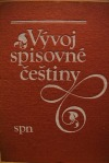 Vývoj spisovné češtiny