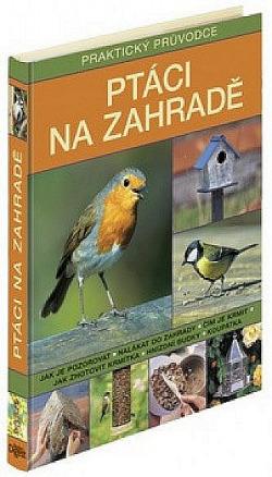 Ptáci na zahradě obálka knihy