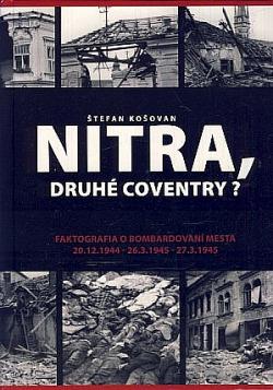 Nitra, druhé Coventry? obálka knihy