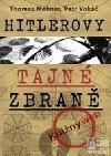 Hitlerovy tajné zbraně obálka knihy