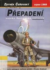 Přepadení vojsky Varšavské smlouvy obálka knihy